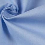 Tkanina 100% bawełna 125g/m2 szerokość 160cm niebieska