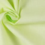 Tkanina 100% bawełna 125g/m2 szerokość 160cm seledynowa