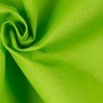 Tkanina 100% bawełna 125g/m2 szerokość 160cm zielona
