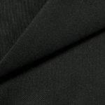 Tkanina drelich 100% bawełna 280g/m2 szerokość 150cm czarny