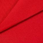 Tkanina drelich 100% bawełna 280g/m2 szerokość 150cm czerwony