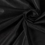 Markizeta 100% poliester 55g/m2 szerokość 160cm czarna